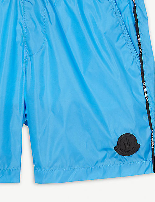 MONCLER Swim shorts 4-14 years