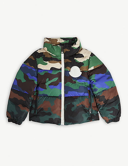 MONCLER Marchaud puffer jacket 4-14 years