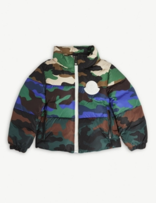 Marchaud Puffer Jacket 4 14 Years by Moncler