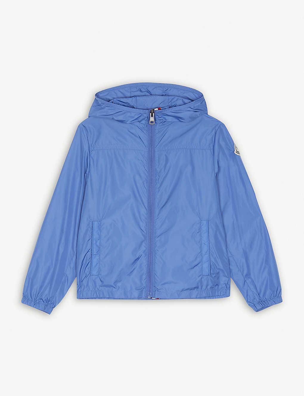 fb26d8a9b MONCLER - Fronsac hooded jacket 4-14 years | Selfridges.com