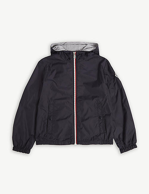 1123380901a MONCLER New Urville hooded nylon jacket 4-14 years