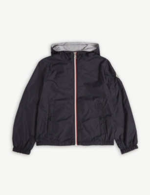 MONCLER New Urville hooded nylon jacket 4-14 years