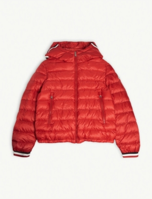 MONCLER Giroux down hooded jacket 4-14 years