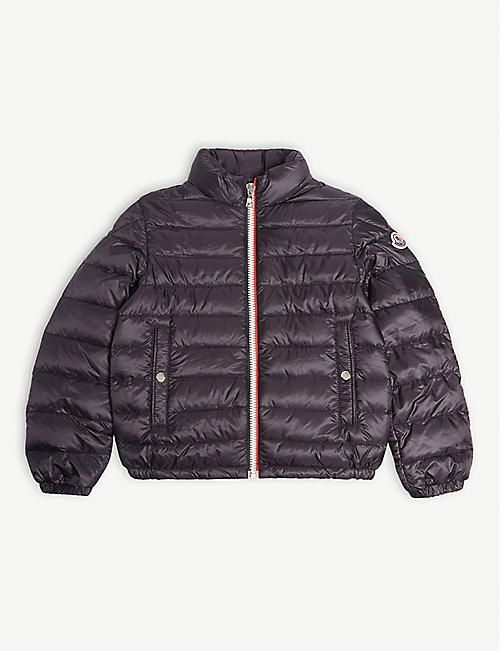 MONCLER Tarn quilted down jacket 4-14 years 45bd1c01658e