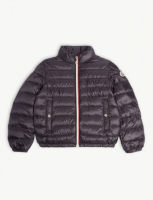MONCLER Tarn quilted down jacket 4-14 years