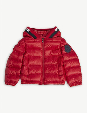 MONCLER Bass Giubbotto padded jacket 4-14 years