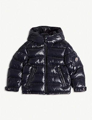 MONCLER New Maya quilted puffer jacket 4-14 years