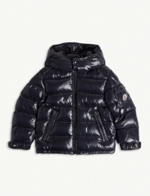 classic classic shoes latest design MONCLER New Maya quilted puffer jacket 4-14 years