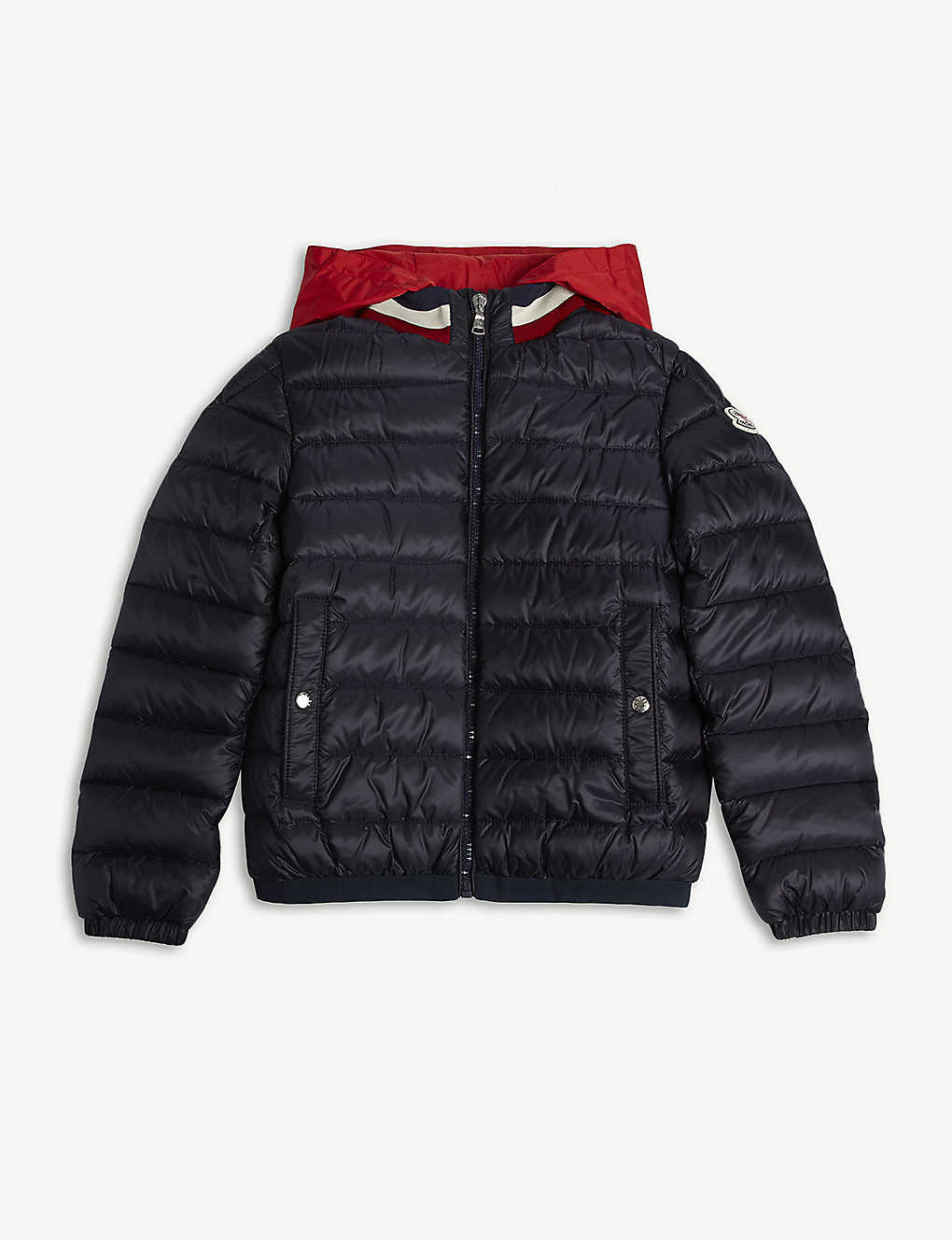 ec8c914decb MONCLER - Rouen quilted down jacket 4-14 years | Selfridges.com