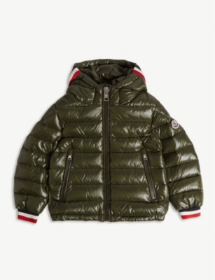 MONCLER Alberic padded jacket 4-14 years