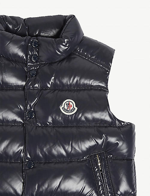 e5fb2924805 MONCLER Tib down padded gilet 4-14 years