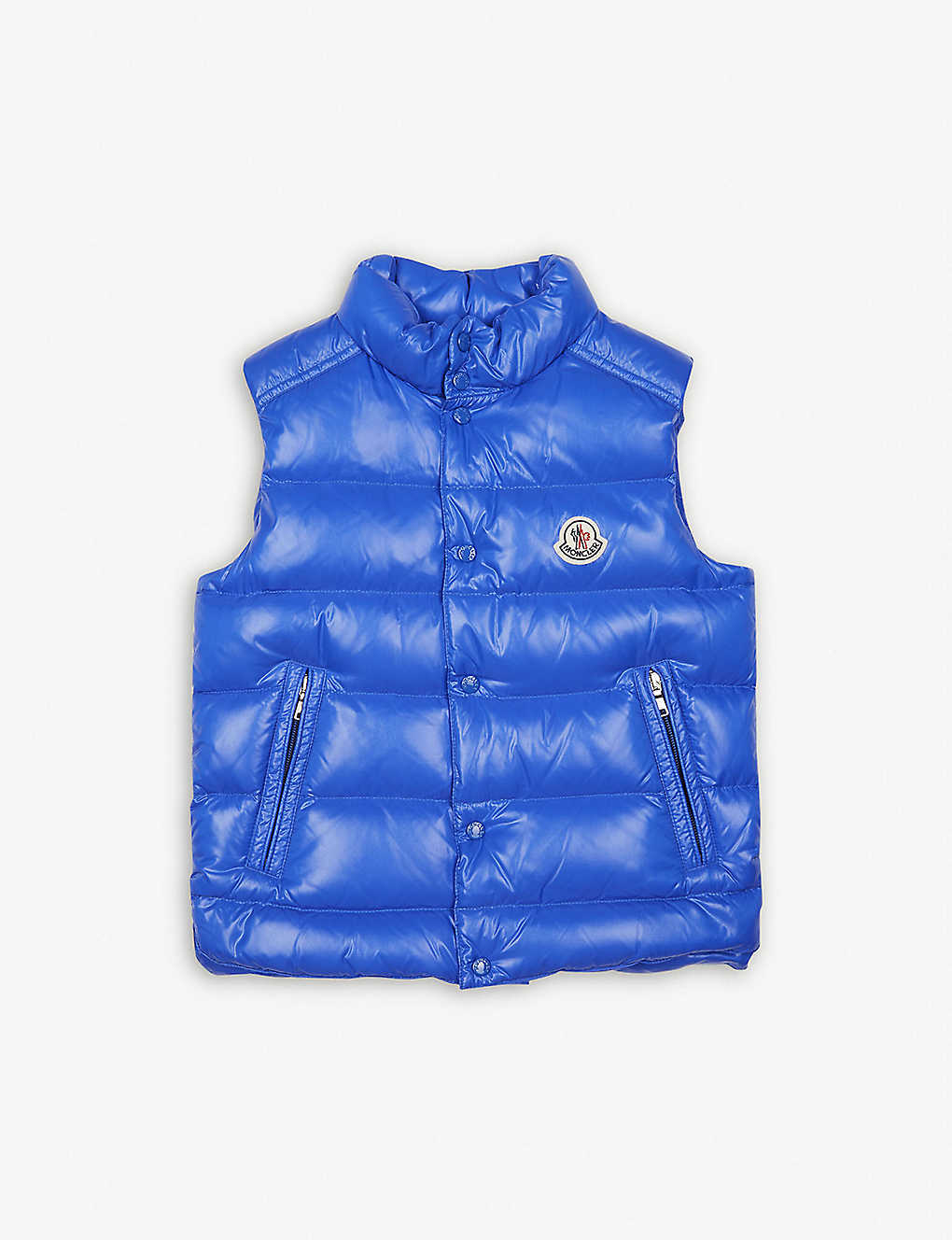92d94bf5041 MONCLER - Tib padded gilet 4-14 years | Selfridges.com