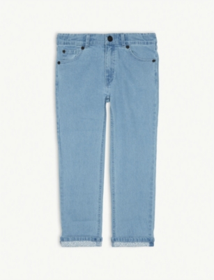 KENZO Slim fit jeans 4-14 years