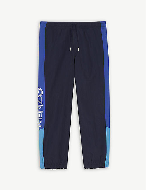 15a783c52df KENZO Logo colour block tracksuit bottoms 4-14 years