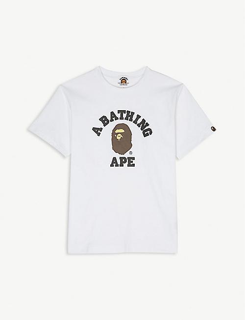 1a9a1f73f A BATHING APE - Boys - Kids - Selfridges | Shop Online