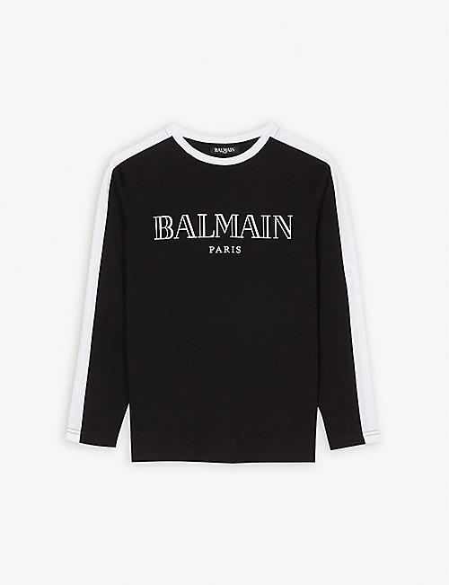 347129d9 Balmain Kids - Boys, Girls, Baby Clothes & more | Selfridges