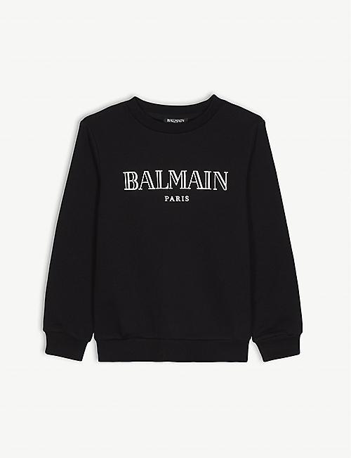 9d9420ae Balmain Kids - Boys, Girls, Baby Clothes & more   Selfridges