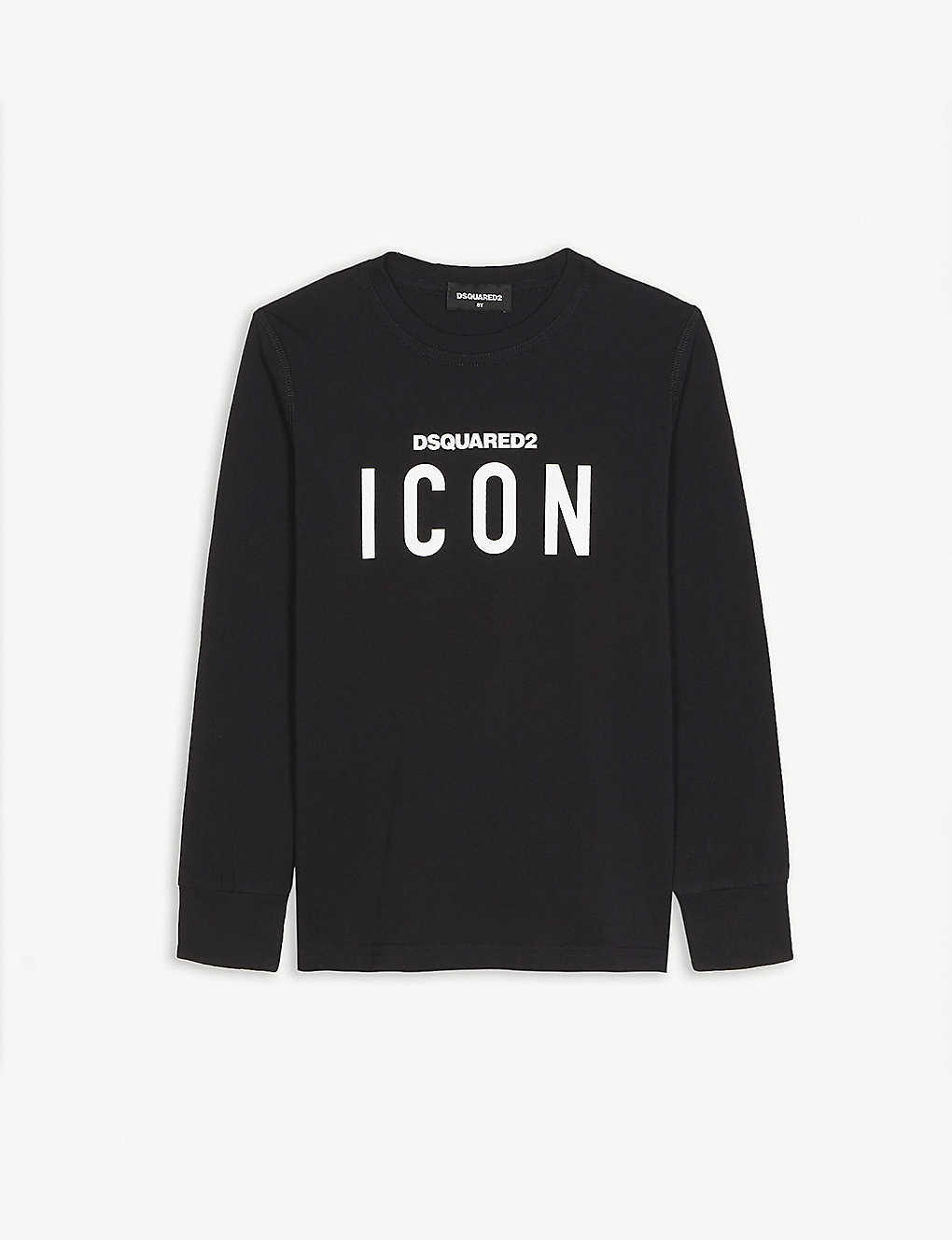 DSQUARED2: Icon graphic cotton T-shirt 4-16 years