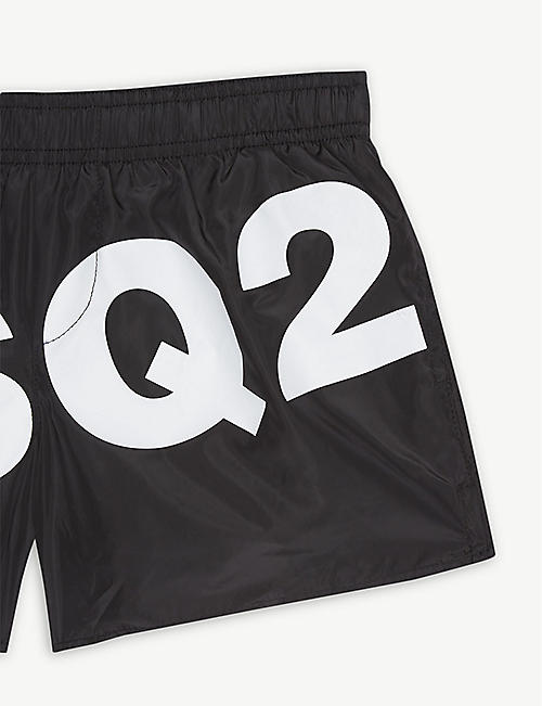DSQUARED2 Logo swim shorts 4-16 years