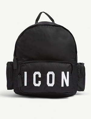DSQUARED2 Nylon Icon backpack