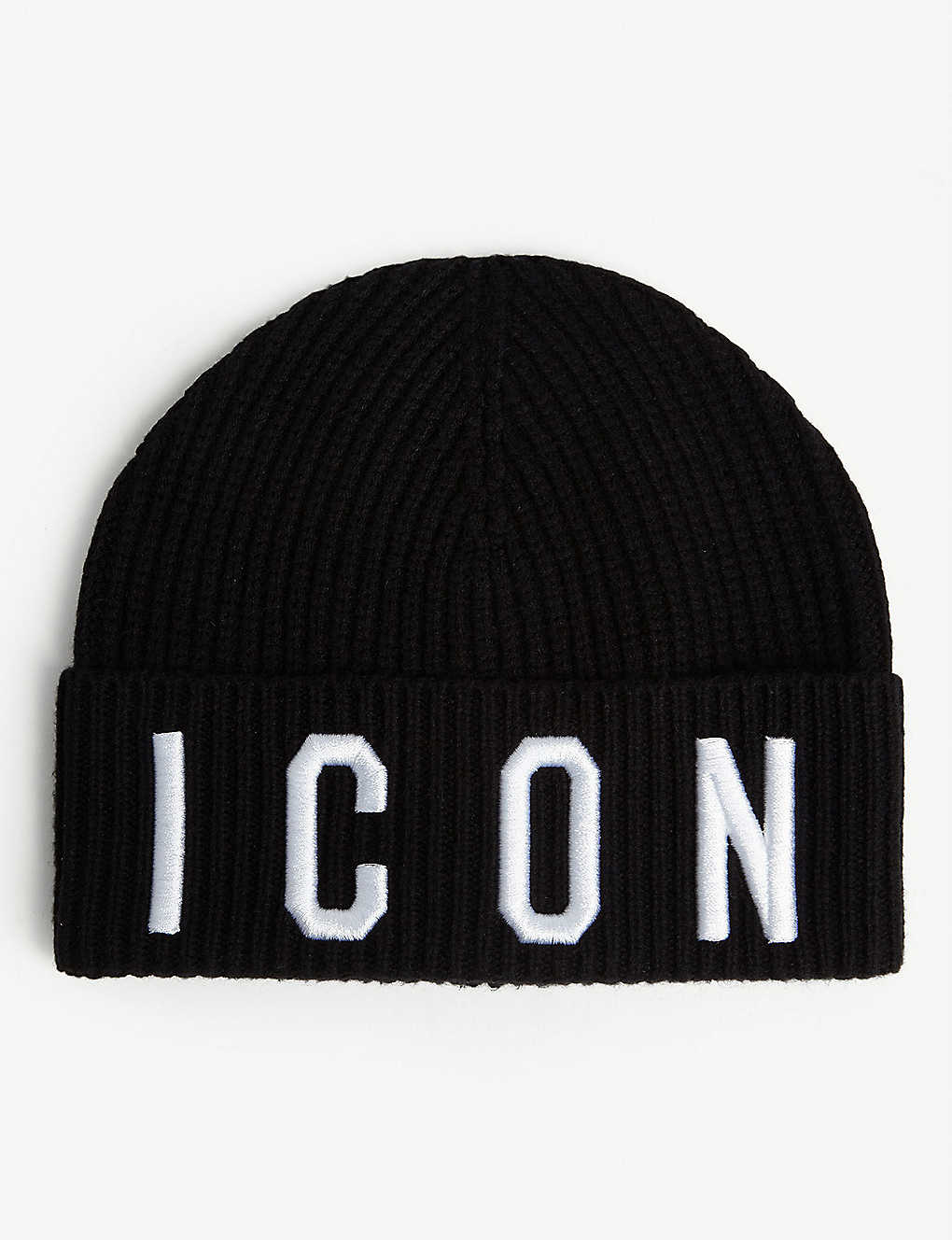 DSQUARED2: Icon beanie hat 12-36 months