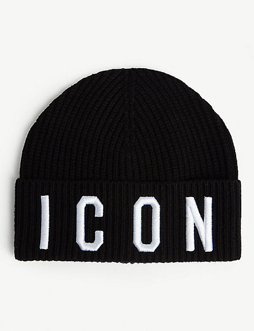 DSQUARED2: Icon beanie hat 1-3 years