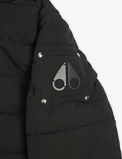 MOOSE KNUCKLES Padded puffer jacket