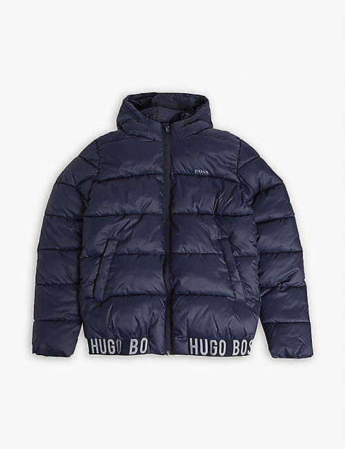819efe4bb0 BOSS - Boys - Kids - Selfridges | Shop Online