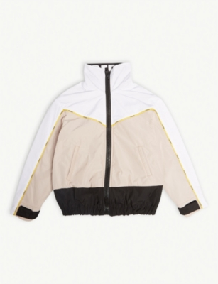 FENDI Nylon windbreaker