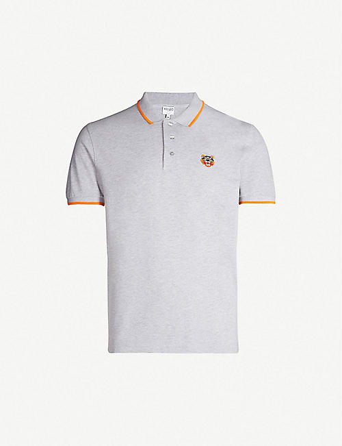 d60d627ce4ec KENZO - Polo shirts - Tops   t-shirts - Clothing - Mens - Selfridges ...