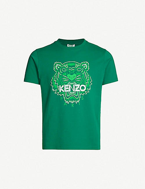 KENZO - T-Shirts - Tops   t-shirts - Clothing - Mens - Selfridges ... ba7965699