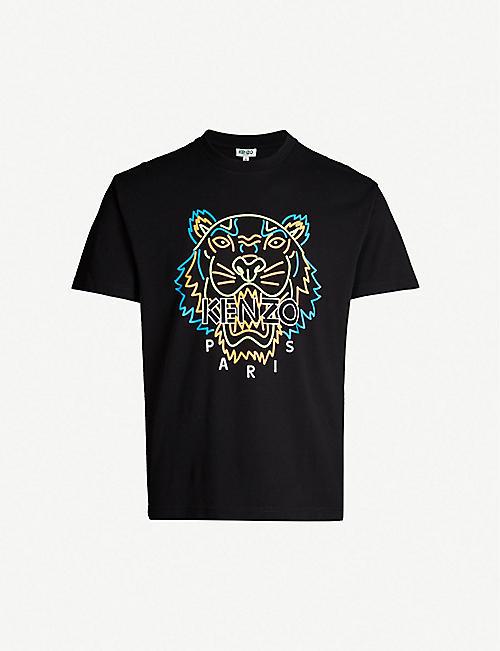 T-Shirts - Tops   t-shirts - Clothing - Mens - Selfridges  547cdd902c0