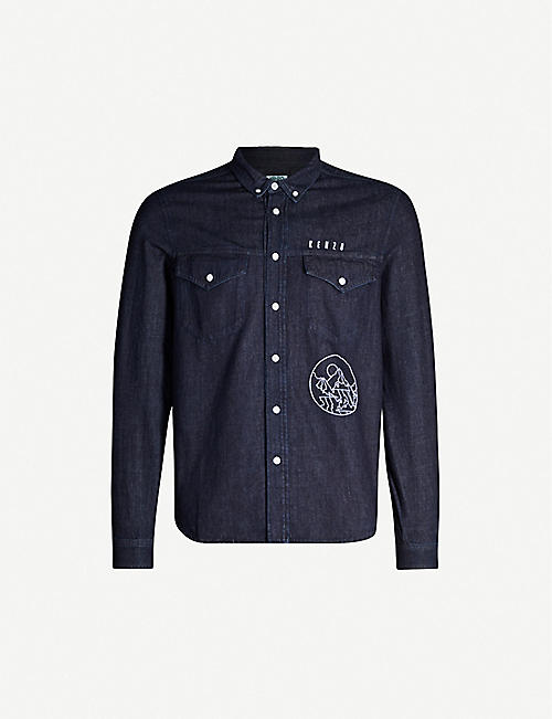 a75fcc8d Kenzo Men's - T-shirts, Backpacks & more   Selfridges