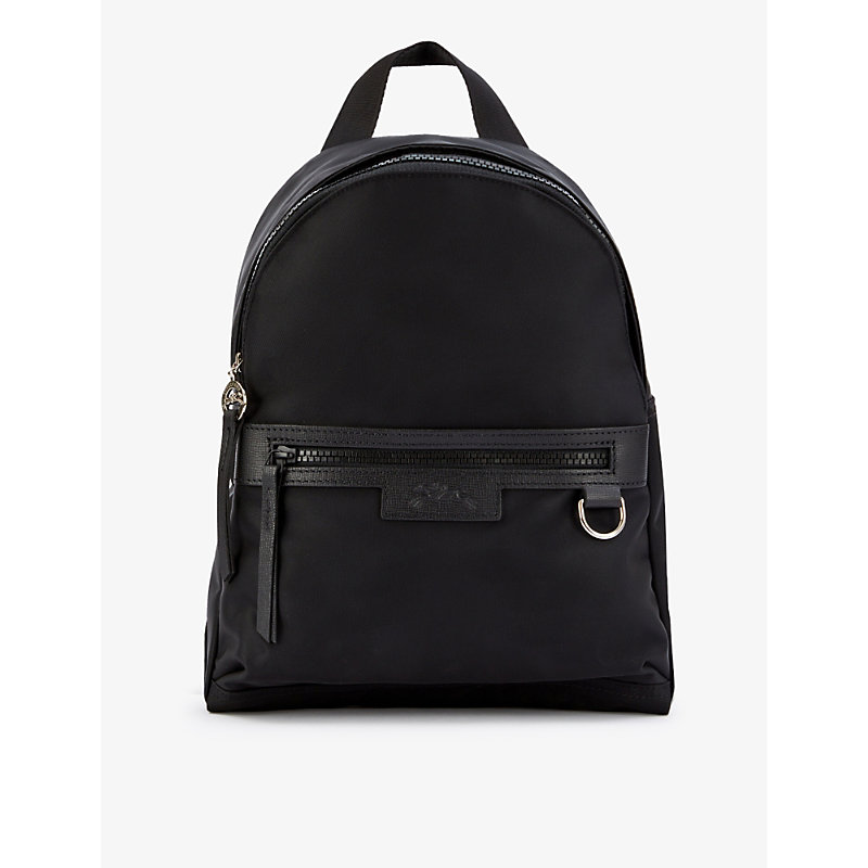 LONGCHAMP | Longchamp Le Pliage Neo Backpack, Women'S, Black | Goxip