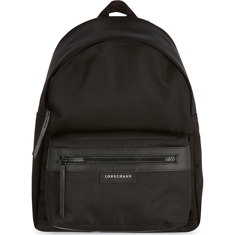 LONGCHAMP | Longchamp Le Pliage Neoprene Backpack, Women'S, Black | Goxip