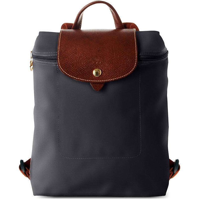 LONGCHAMP | Longchamp Le Pliage Backpack, Women'S, Fusil | Goxip