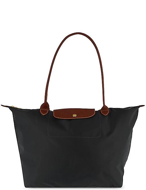 8d62961db60 LONGCHAMP Le Pliage large tote bag