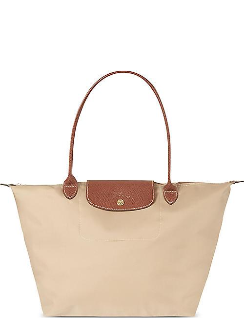 LONGCHAMP - Tote bags - Womens - Bags - Selfridges   Shop Online 1767e74d6a