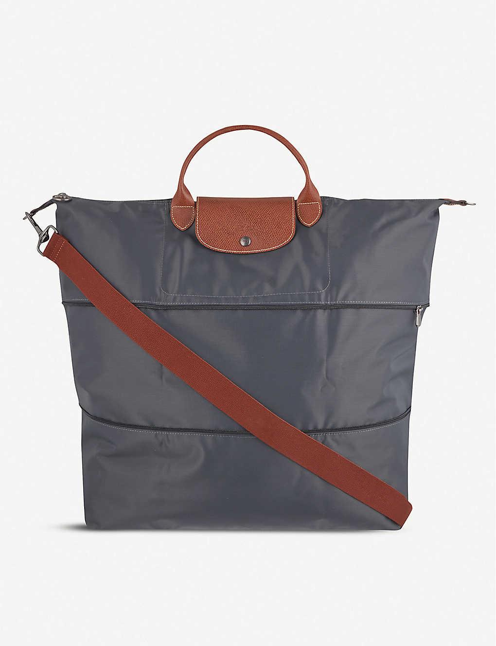 4e4858805d3 LONGCHAMP - Le Pliage travel bag | Selfridges.com
