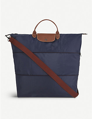 LONGCHAMP: Le Pliage expandable travel bag