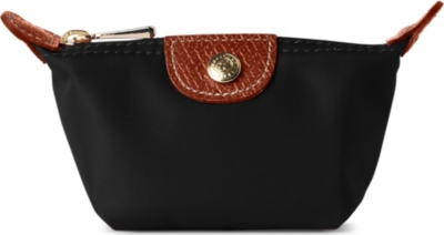 LONGCHAMP Le Pliage small coin purse