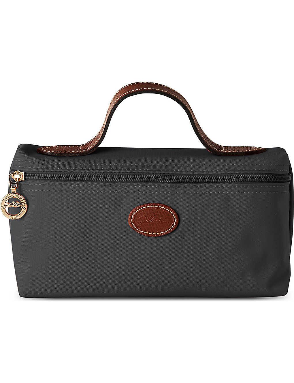 2c1afd05514 LONGCHAMP - Le Pliage make-up bag | Selfridges.com