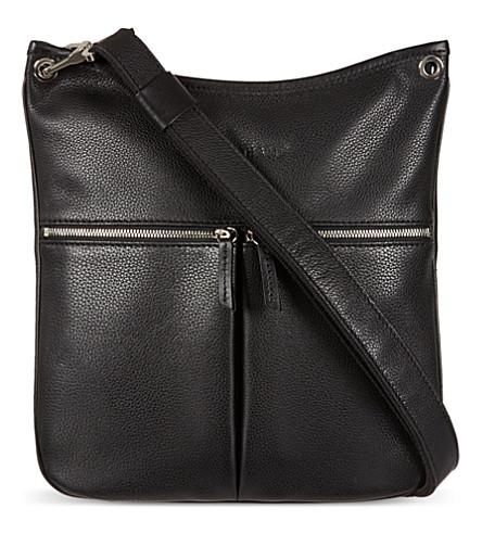 ... LONGCHAMP Le Foulonne cross-body bag (Noir. PreviousNext 0a352a7823c63