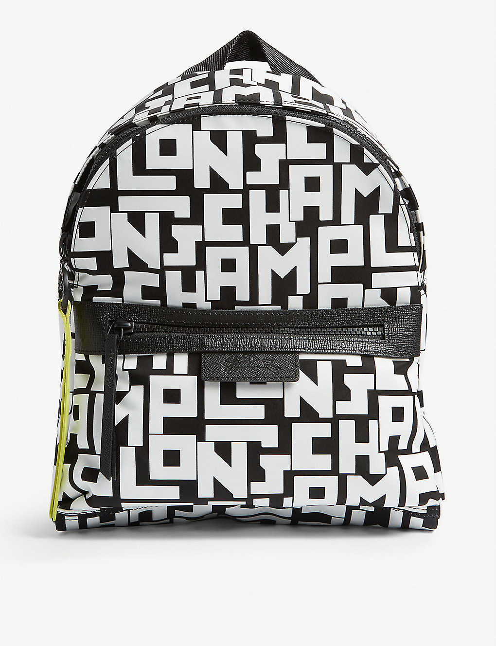 LONGCHAMP: Graphic Pliage backpack