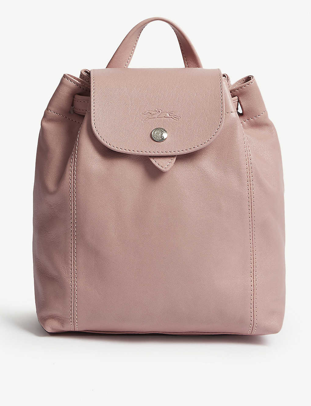 421820a1259 LONGCHAMP - Le Pliage Cuir extra-small leather backpack | Selfridges.com