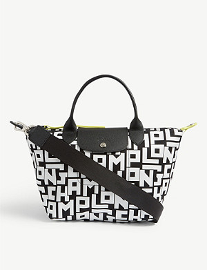 LONGCHAMP Le Pliage canvas shoulder bag