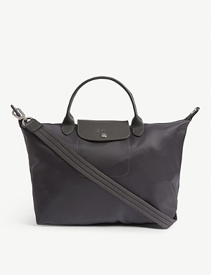 LONGCHAMP Le Pliage Neo medium nylon shoulder bag