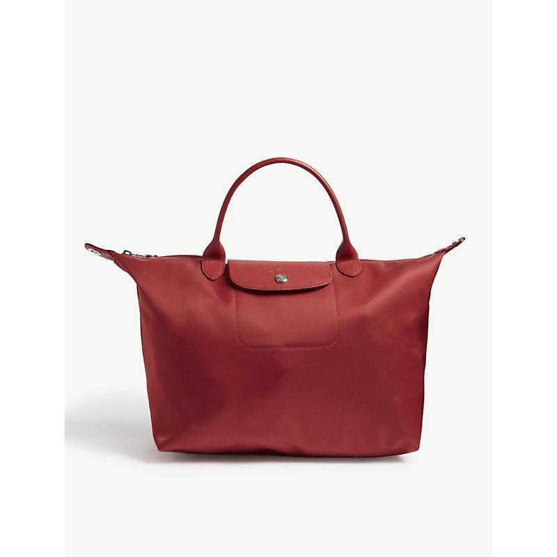 LONGCHAMP | Le Pliage Néo Shoulder Bag | Goxip