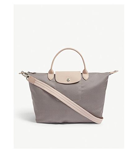 9e4543e06755 LONGCHAMP Le Pliage Dandy shoulder bag (Ivory