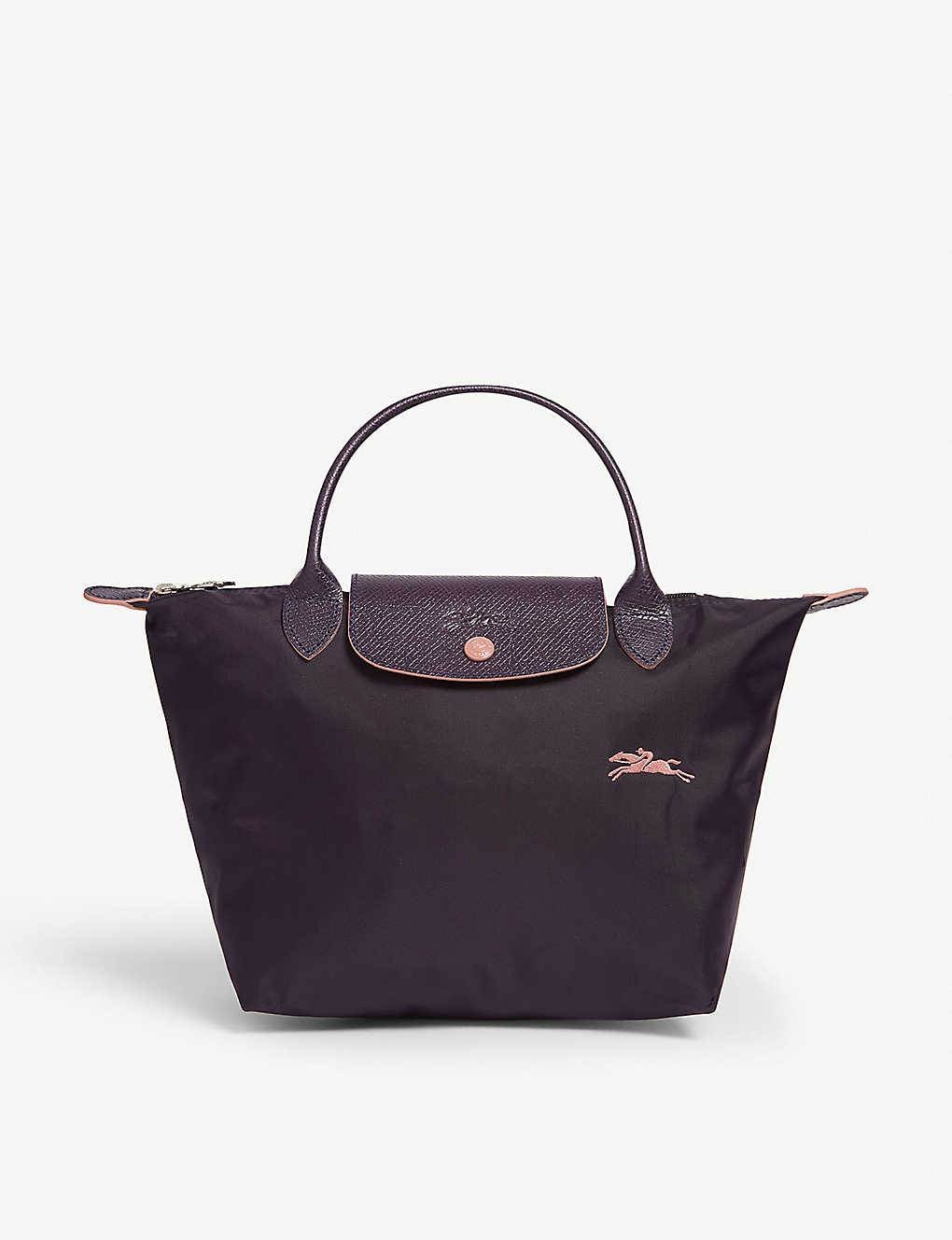 LONGCHAMP: Le Pliage Club small top handle bag